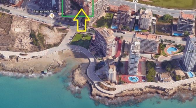 Calpe. Apartamento en venta cerca del mar