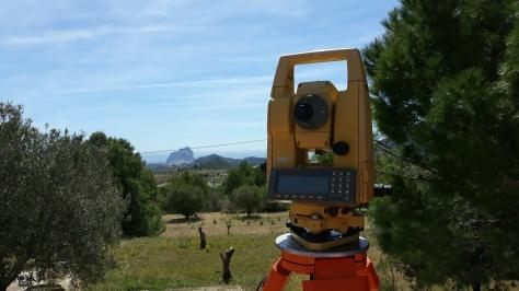 Ingenieros superiores de Geodesia y Geomática Alicante.