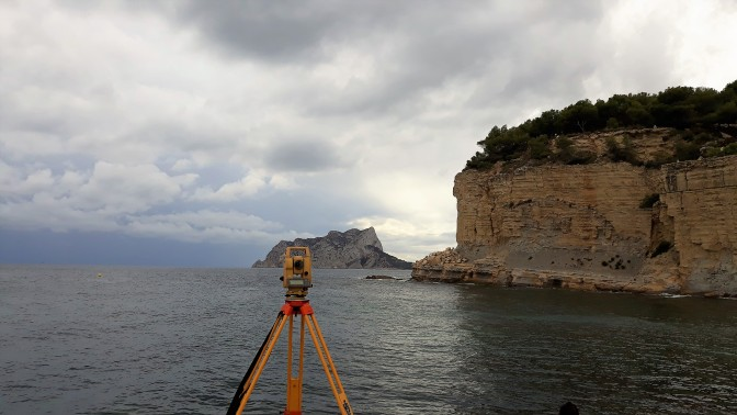 Calp, Ingenieros de Geomática